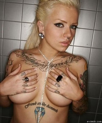 Chicks & Tattoos - Hot Or Trashy?