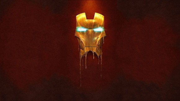 《I am the Iron Man.》